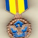 Defense Distinguished Service Medal Hat Pin