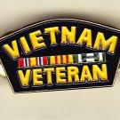 Vietnam Veteran Hat Pin