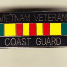 Vietnam Veteran Coast Guard Hat Pin