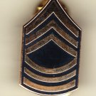 E-8 Army Master Sergeant Hat Pin