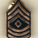 E-8 Army First Sergeant Hat Pin
