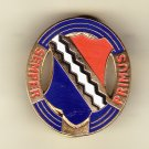 1st Light Infantry Hat Pin