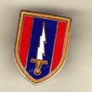 1st Signal Brigade Hat Pin