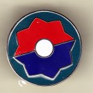 9th Infantry Division Hat Pin
