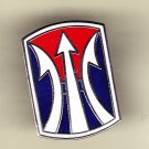 11th Infantry Brigade Hat Pin