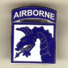 18th Airborne Corps Hat Pin