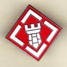 20th Engineer Brigade Hat Pin