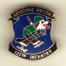 327th Airborne Regiment Hat Pin