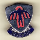 502 Infantry Regiment Hat Pin