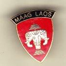 MAAG Laos Hat Pin