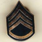 E-6 Army Staff Sergeant Hat Pin