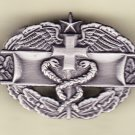 Combat Medic Badge 2nd Award Hat Pin
