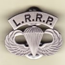 Long Range Recon Patrol (LRRP) Hat Pin