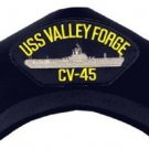 USS Valley Forge CV-45 Military Hat