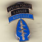 Airborne Ranger Special Forces Hat Pin