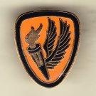 Aviation School Ft Rucker Hat Pin