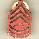 E-7 Marine GYSGT Hat Pin