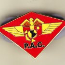 HQ Pacific Air Command Hat Pin