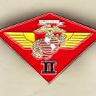 2nd Marine Air Wing Hat Pin