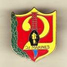 2nd Marine Regiment Hat Pin