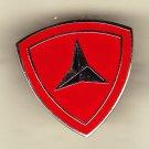 3rd Marine Division Hat Pin