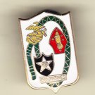 6th Marine Regiment Hat Pin
