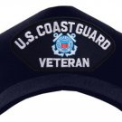US Coast Guard Veteran Hat