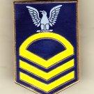 E-7 Navy CPO Hat pin