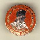 USS Abe Lincoln CVN-72 Hat Pin