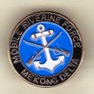 Mobile Reverine Force Mekong Delta Hat Pin