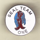 Seal Team One Hat Pin