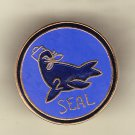 Seal Team Two Hat Pin