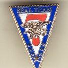 Seal Team Seven Hat Pin