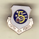 5th Air Force Hat Pin