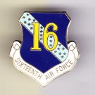 16th Air Force Hat Pin