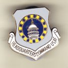Headquarters Command Hat Pin
