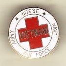 Vietnam Nurses Hat Pin