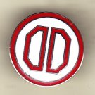31st Infantry Division Hat Pin
