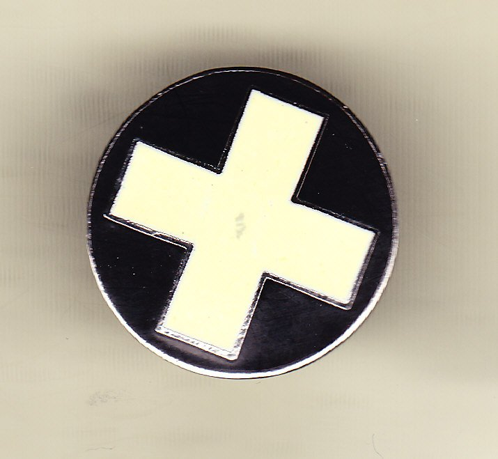 33rd Infantry Division Hat Pin