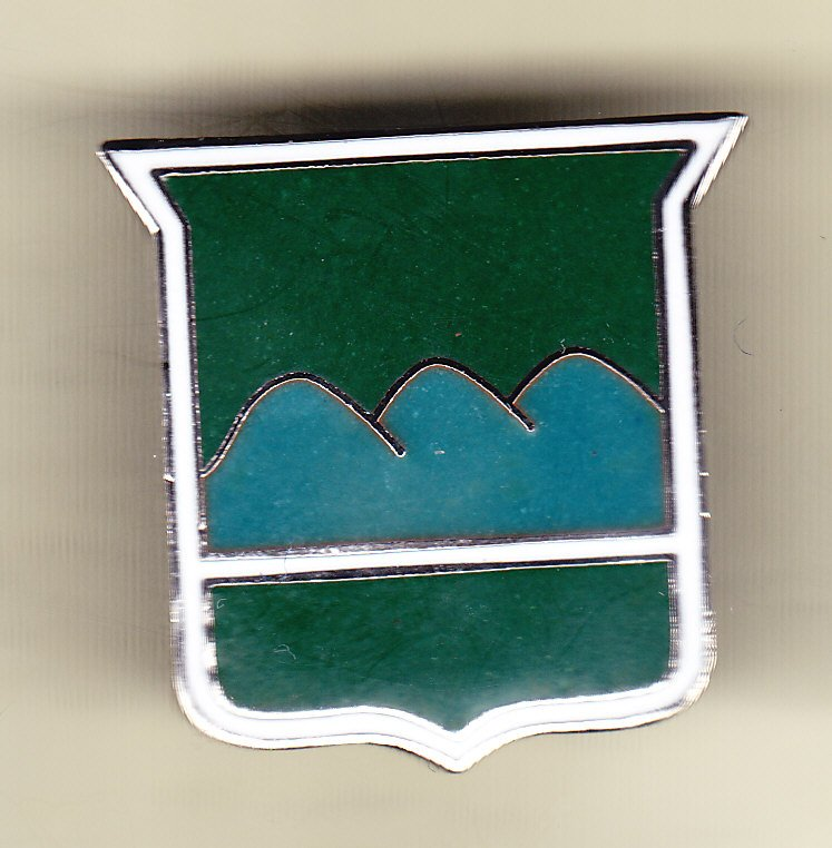 80th Infantry Division Hat Pin