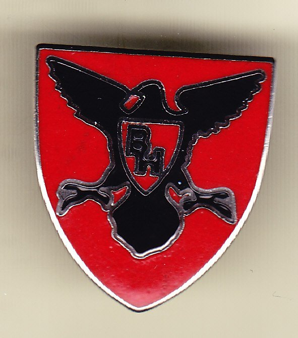 86th Infantry Division Hat Pin