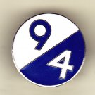 94th Infantry Division Hat Pin