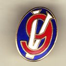 95th Infantry Division Hat Pin