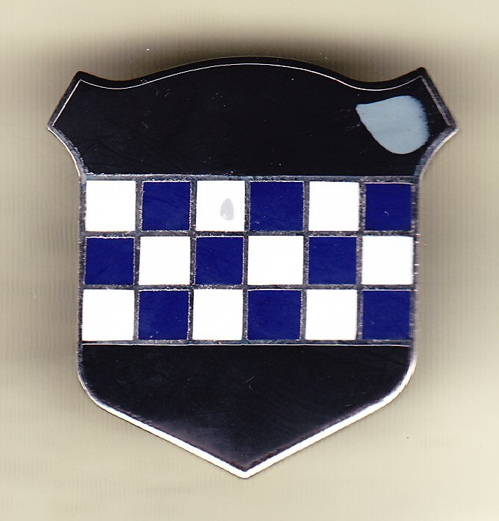 99th Infantry Division Hat Pin