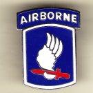 173rd Airborne Brigade Hat Pin