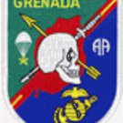 Grenada Patch