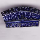USS Arizona BB-39 Hat Pin
