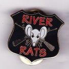 River Rats Hat Pin
