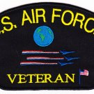 US Air Force Veteran HAT PATCH ONLY