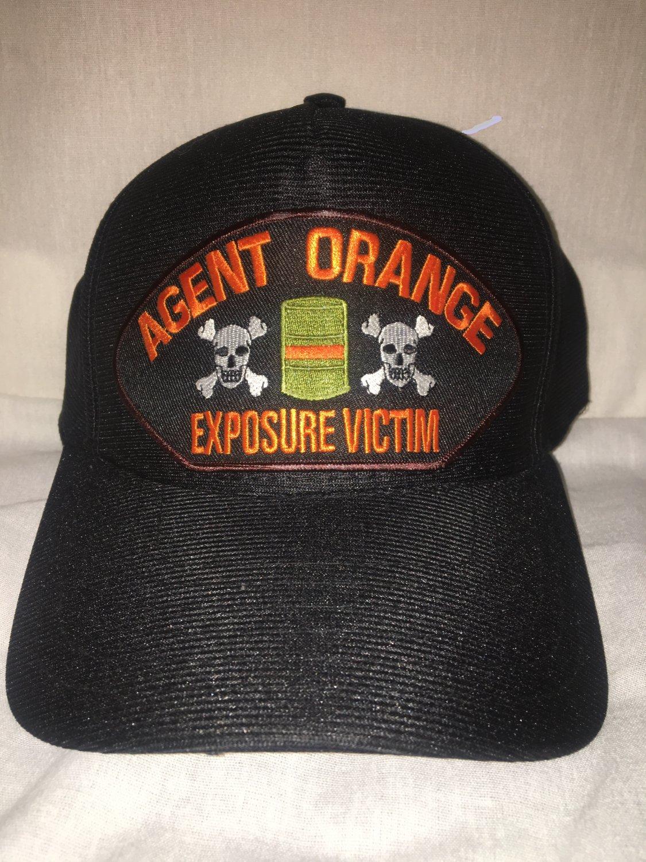 Agent Orange Exposure Victim Hat